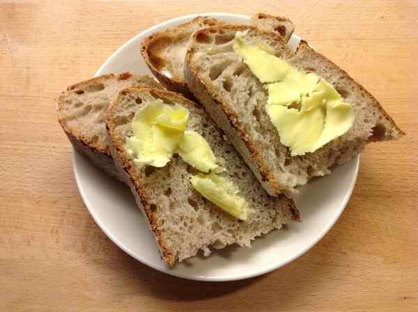 Рецепт хлеба на закваске в духовке