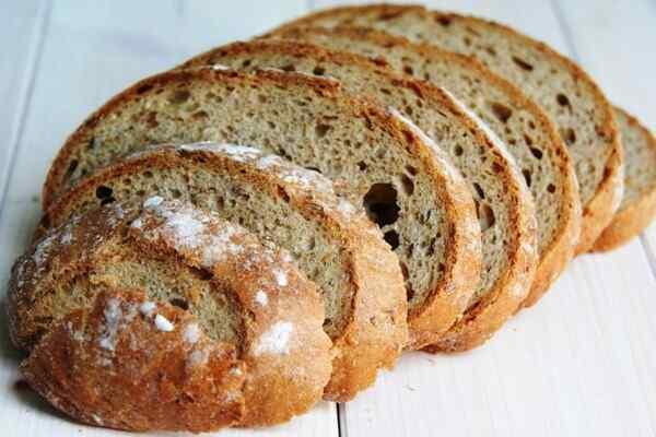 Как испечь ржаной хлеб без пшеничной муки | 400x600