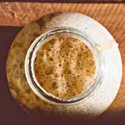 Бездрожжевая закваска для хлеба в домашних условиях