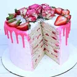 Молочная девочка рецепт торта