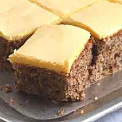 Ореховый пирог с грецкими орехами