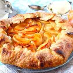 Легкий рецепт пирога с яблоками простой и вкусный