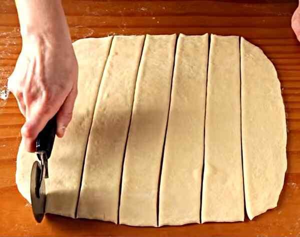 Хворост рецепт на кефире пышные мягкие