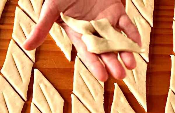 Рецепт хворост на кефире пышный и воздушный