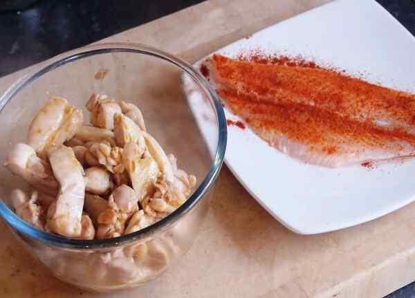 Джамбалайя рецепт с фото пошагово