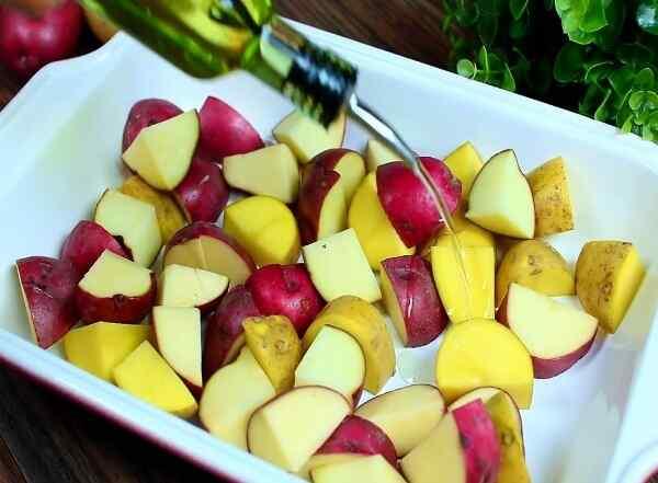 Картошку можно не чистить