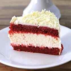Красный бархат рецепт торта в домашних условиях