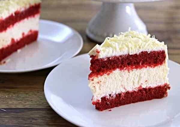 Торт красный бархат рецепт пошаговый с фото