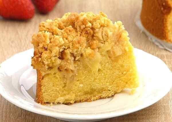 Яблочный пирог рецепт самый простой в духовке