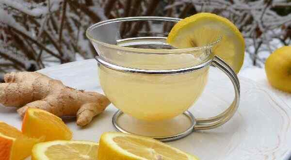 Имбирно лимонный напиток рецепт