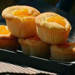 Маффины с апельсином и цедрой