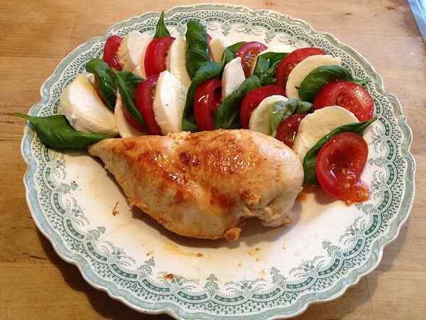 Рецепты вторых блюд из курицы в духовке