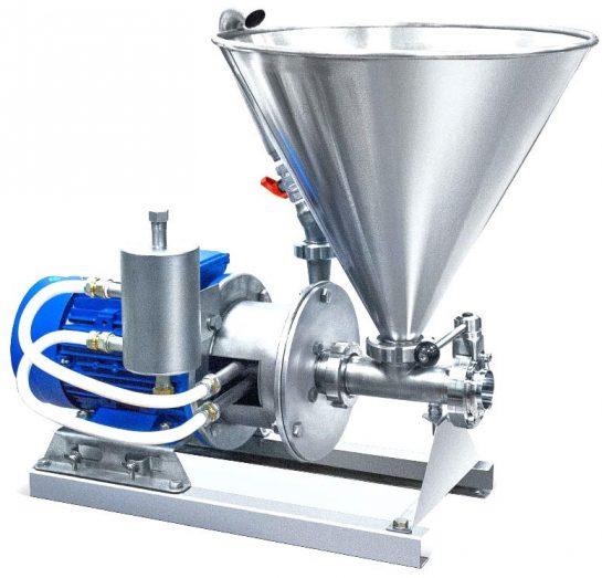 Диспергатор РПА − качественный роторно пульсационный аппарат