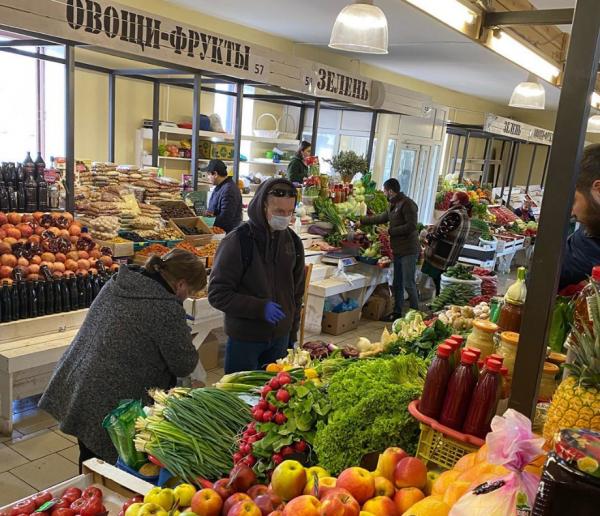 Коптевский рынок – традиции и современность