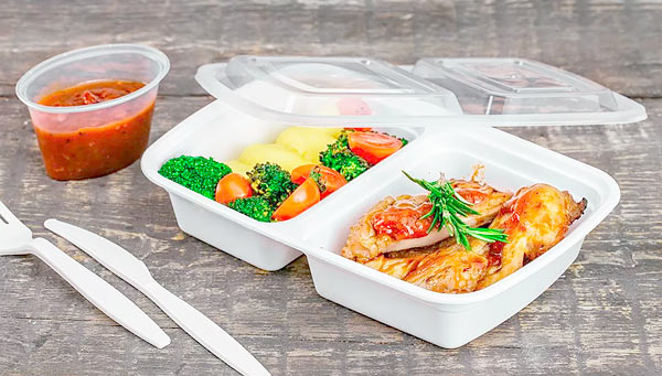 Доставка обедов от «Трапеза»: купить легче, чем готовить самому!