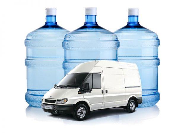 Доставка очищенной питьевой воды