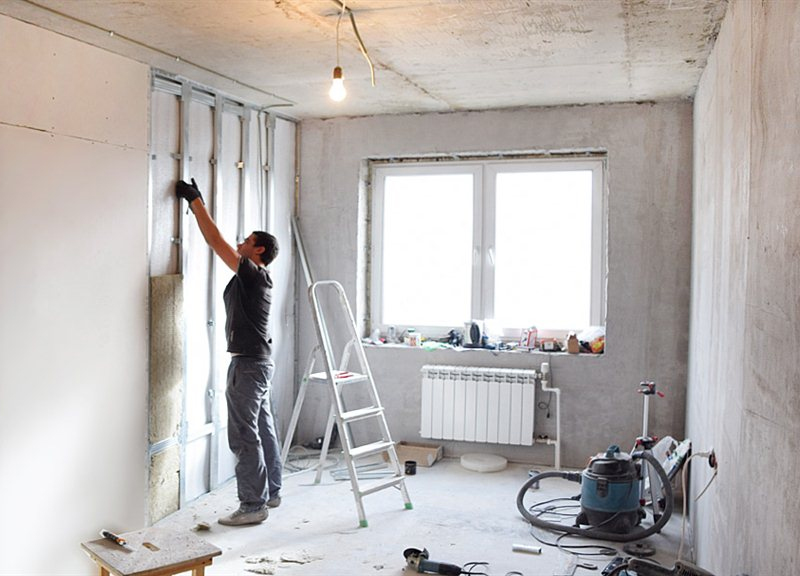 Капитальный и косметический ремонт квартир с гарантией высокого качества