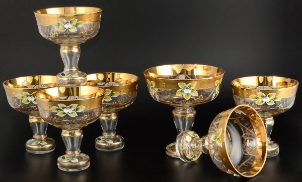 Посуда торговой марки Вohemia – синоним качества,  изящества и красоты