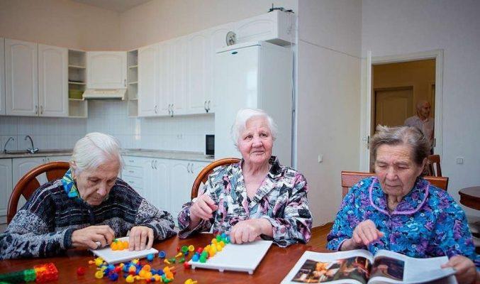 Комфортный пансионат для престарелых и инвалидов
