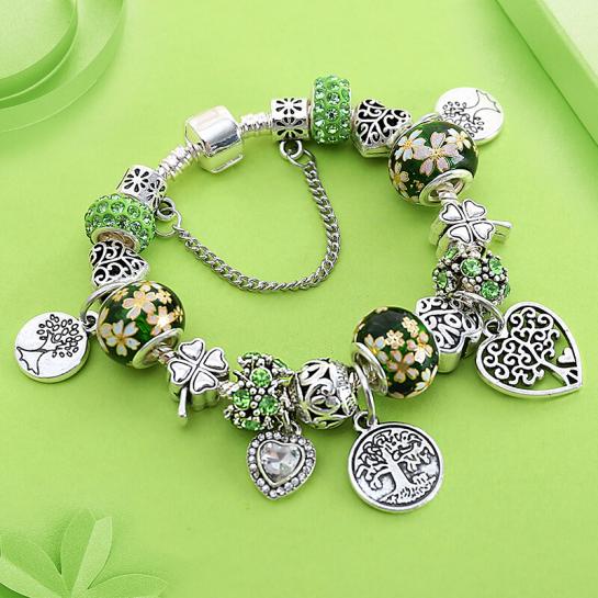 Оригинальные браслеты Pandora по выгодным ценам с доставкой