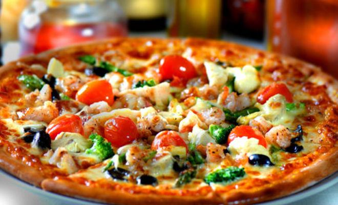 Большой выбор пиццы, роллов и китайской кухни с доставкой по Владивостоку