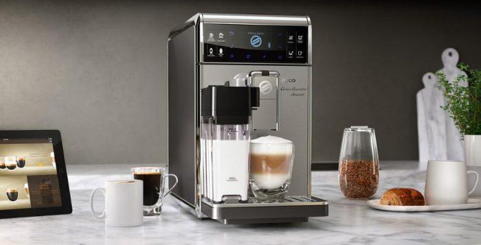 Качественные кофейные машины от бренда Saeco
