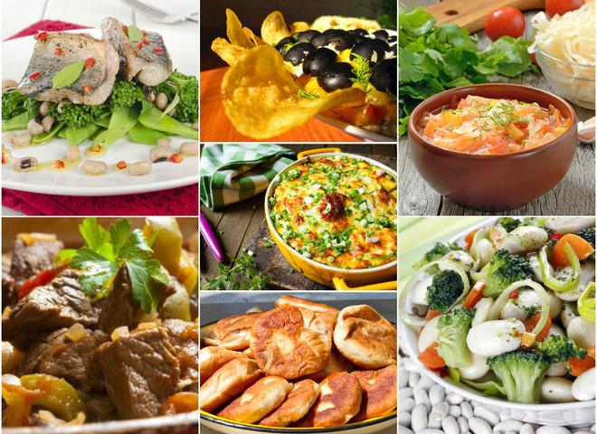 Рецепти страв на кожен день