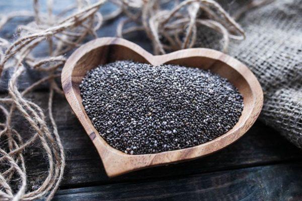 Семена чиа для красоты, здоровья и укрепления иммунитета