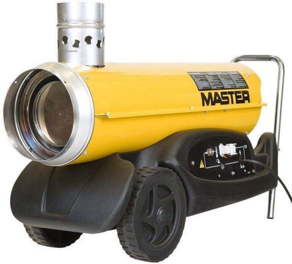 Качественные тепловые пушки от бренда Master с доставкой по всей России