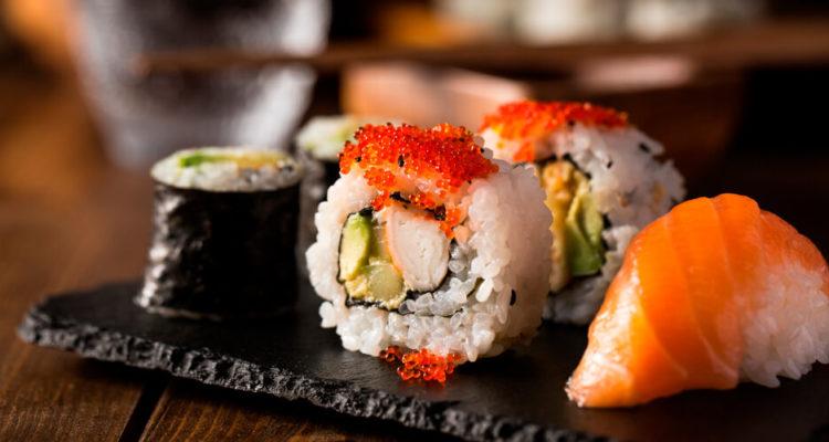 Доставка вкуснейших суши в Феодосии