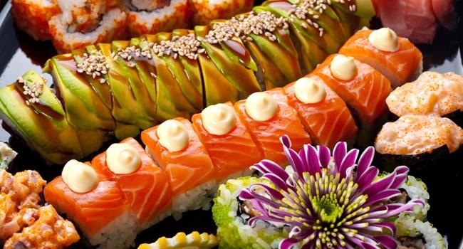 Доставка японских блюд на дом или в офис в Днепре