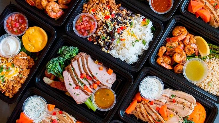 Доставка готовой еды на дом и в офис от «FommiFood»